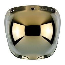 Shield Biltwell Bonanza Bubble Gold Mirror