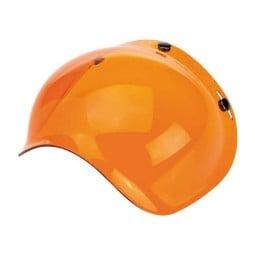 Helmvisier Biltwell Bonanza Bubble orange