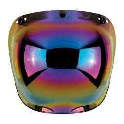 Visera Biltwell Bonanza Bubble Rainbow Mirror