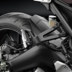 Rizoma Kit soportes estribos para pasajero Yamaha