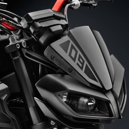 Rizoma Saute-vent Yamaha MT-09 FZ-09