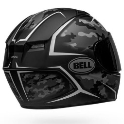 Qualifier Stealth Camo full face helmet