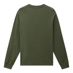 Dickies Zwolle Waffel Militärgrün Pullover