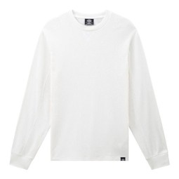 Dickies Zwolle Waffle pull-over blanc