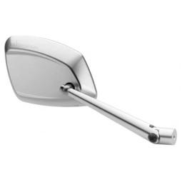 Rizoma 4D motorcycle mirrors silver