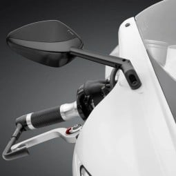 Rizoma Veloce Naked motorcycle mirrors for handlebars