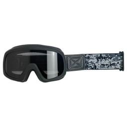 Motorradbrille Biltwell Overland 2.0 schwarz