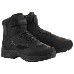 Chaussures Alpinestars CR-6 Drystar noir