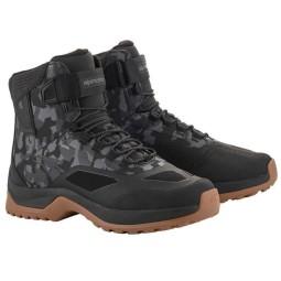 Chaussures Alpinestars CR-6 Drystar camo gris
