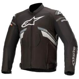Chaqueta moto Alpinestars T-GP Plus R V3 negro gris