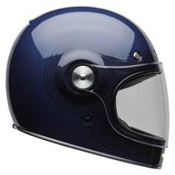 Bell Bullitt Flow DLX blau Motorradhelm