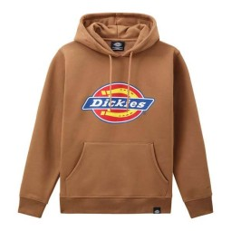 Dickies San Antonio braun Streetwear Hoodie