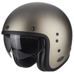 Casco moto Scorpion Belfast titan