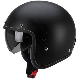 Scorpion Belfast Mattschwarz motorrad helm