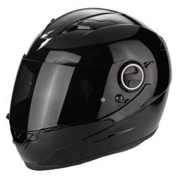 Scorpion Exo-490 Solid glossy black helmet