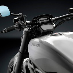 Rizoma Tankdeckel Abschliessbar Ducati