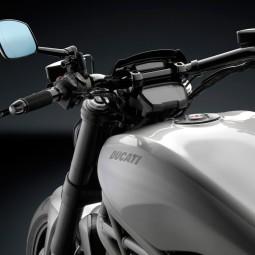 Rizoma tapón depósito de gasolina Ducati