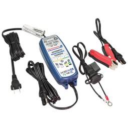 Chargeur batterie moto TecMate OptiMate 2