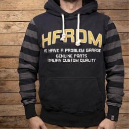 Holy Freedom We have a problem Motorrad hoodie