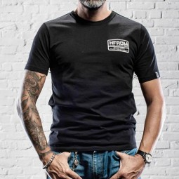 T-shirt Holy Freedom Official noir