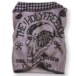Foulard tubulaire moto Holy Freedom Darius Polar