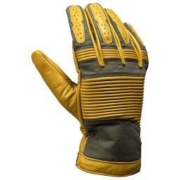John Doe Durango yellow olive motorcycle gloves