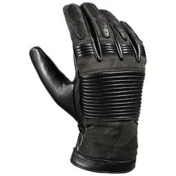Gants moto John Doe Durango noir camouflage