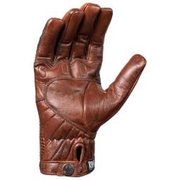 John Doe Durango motorrad handschuhe braun jeans
