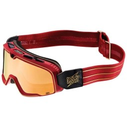 Barstow 100% Cartier Motorradbrille