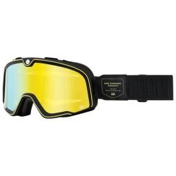 Barstow 100% Caliber Motorradbrille