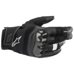 Gants moto Alpinestars Smx Z Drystar noir