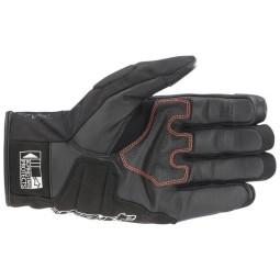 Gants moto Alpinestars Smx Z Drystar noir rouge