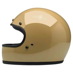 Casque Biltwell Gringo Gloss Coyote