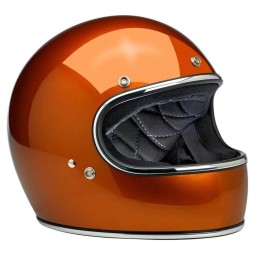 Casque Biltwell Gringo Gloss Copper