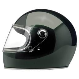 Biltwell Gringo S Sierra Green full face helmet
