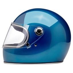 Biltwell Gringo S casque intégral Gloss Pacific Blue