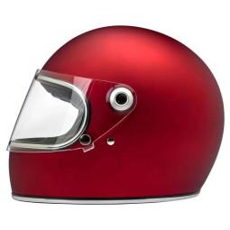 Biltwell Gringo S Flat Red Integralhelm