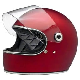 Biltwell Gringo S casque intégral Flat Red