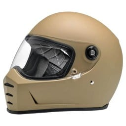 Casque Biltwell Lane Splitter Flat Coyote