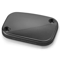 Rizoma Tapa deposito fluido freno Harley FXDR 114 black