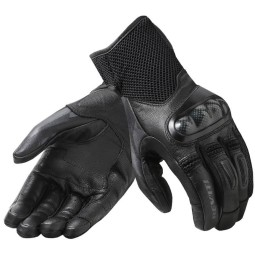 Guantes moto Revit Prime negro