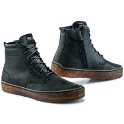 TCX Dartwood WP motorcycle shoes black