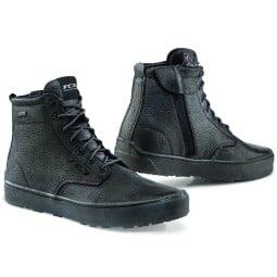 TCX Dartwood GTX motorcycle shoes black