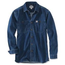 Camisa Carhartt Denim azul