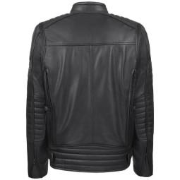 John Doe Technical XTM black motorcycle leater jacket
