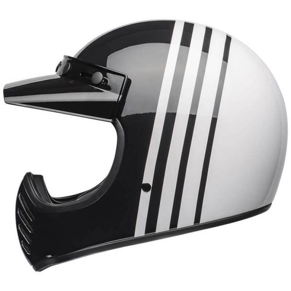 Bell Moto 3 Reverb vintage helmet