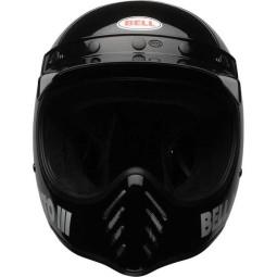 Motorcycle Helmet Vintage BELL HELMETS Moto 3 Black, Vintage Helmets