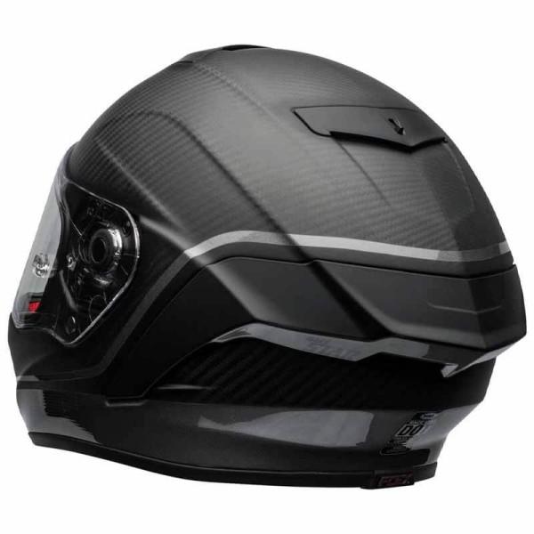 Bell Race Star Flex Velocity black full face helmet