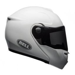 Motorrad Helm Modular BELL HELMETS SRT White ,Modularhelme