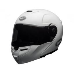 Motorcycle Helmet Modular BELL HELMETS SRT White ,Modular Helmets